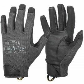 rękawiczki taktyczne Helikon Rangeman - Szare/Czarne