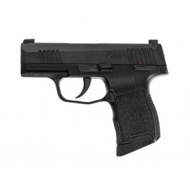 wiatrówka - pistolet SigSauer Sig Sauer P365 4,5 mm - Czarny
