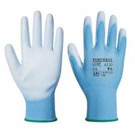 Rękawica powlekana PORTWEST A120 PU-niebieski