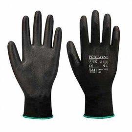 Rękawica powlekana PORTWEST A120 PU-czarny