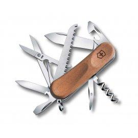 Scyzoryk Victorinox EvoWood 17, Orzech, 85 mm, blister
