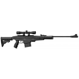 wiatrówka - karabinek Black Ops Pendleton 4,5mm + luneta 4x32