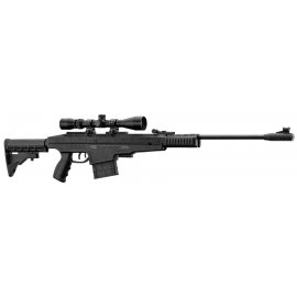wiatrówka - karabinek Black Ops Pendleton 4,5mm + luneta 3-9x40