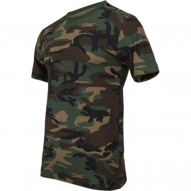 T-shirt BRANDIT Military Woodland