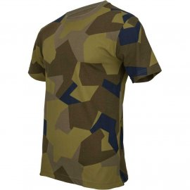 t-shirt BRANDIT Military Swedish Camo