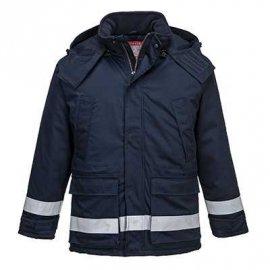 Trudnopalna i antystatyczna kurtka zimowa FR59 Portwest-Granatowy