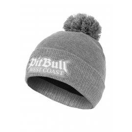 Czapka zimowa Pit Bull Bubble One Tone Old Logo'20 - Szara