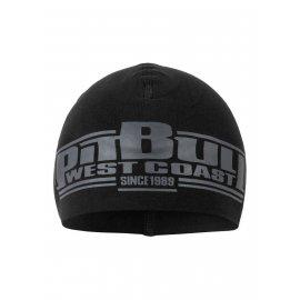 Czapka kompresyjna Pit Bull Classic Boxing'20 - Czarna