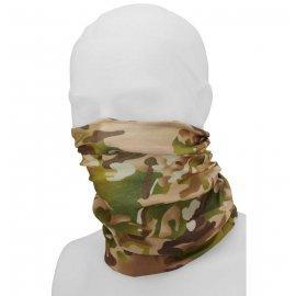 Komin wielofunkcyjny Brandit Tactical Camo