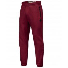 Spodnie dresowe Pit Bull Athletic - Bordowe