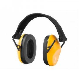 Ochronniki słuchu REALHUNTER Passive Pomarańczowe