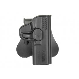 Kabura Amomax do Smith & Wesson M&P9 - czarna