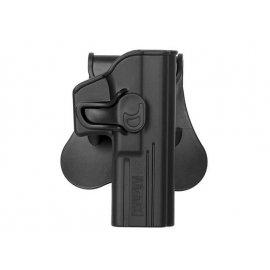 Kabura Amomax do Glock 17/19/18 - czarna