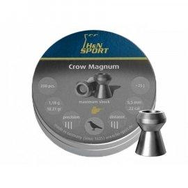 Śrut H&N 5,50mm diabolo Crow Magnum 200szt.