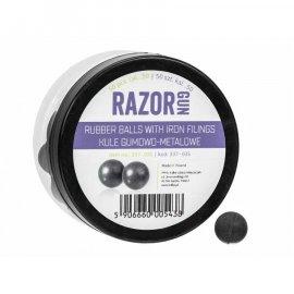 Kule gumowo-metalowe RazorGun 50 kal. .50 / 50 szt. do Umarex HDR50 HDP50