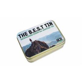 Zestaw Surwiwalowy BCB Backpacker Essentials Survival Tin