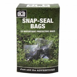 Torba BCB Snap Seal przezroczysta