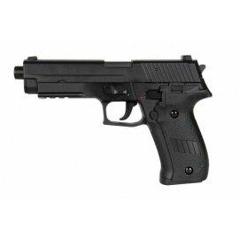 Pistolet AEG Cyma CM122S MOSFET Edition - czarna