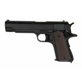 Pistolet AEG Cyma CM123S MOSFET Edition - czarna