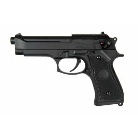 Pistolet AEG Cyma CM126S MOSFET Edition - czarna