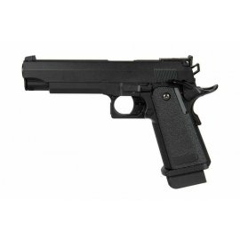 Pistolet AEG Cyma CM128S MOSFET Edition - czarna