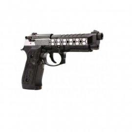 Pistolet 6mm Cybergun M92 Hex cut dual tone gas HOPUP