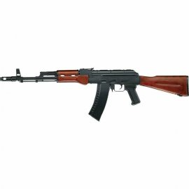 Karabin 6mm ASG MAR AK74 Fixed Wooden Stock