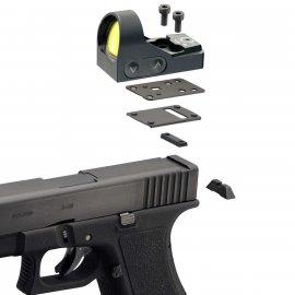 Montaż MiniDot HD do Beretta 92