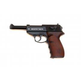 Wiatrówka pistolet Borner C41 P38