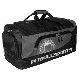 Torba treningowa Pit Bull PB Sports Czarny/Szary