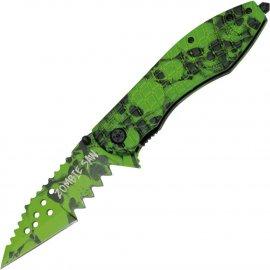 Nóż Zombie Dead Saw