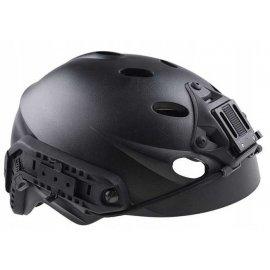 Replika kasku SFR - czarna