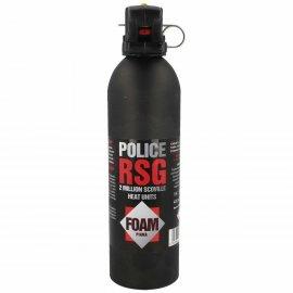 Gaz pieprzowy Sharg Police RSG Foam-Piana 400ml HJF