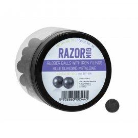 Kule gumowo-metalowe RazorGun .50/100szt  HDR50 HD