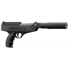 wiatrówka - pistolet Black Ops Langley Silencer 4,5