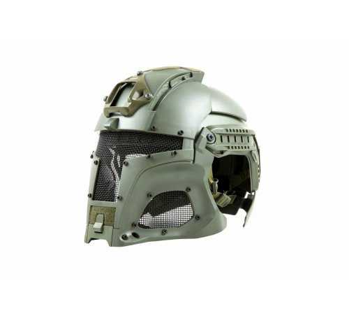 Replika hełmu Ultimate Tactic Warrior - olive drab UTT-21-024368 5902543170811