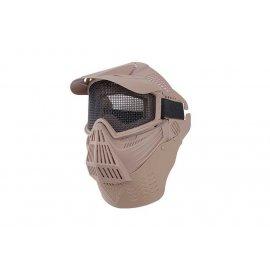 Pełna Maska Ultimate Tactical Guardian V2 - Tan