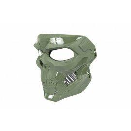 Maska Skull Messenger - olive