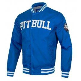 Kurtka wiosenna Pit Bull Tyrian '21 - Niebieska