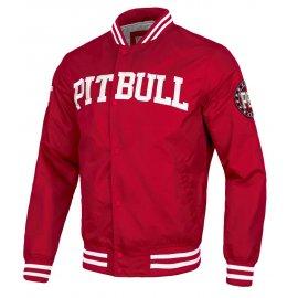 Kurtka wiosenna Pit Bull Tyrian '21 - Czerwona