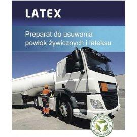 Preparat do usuwania powłok żywicznych i lateksu - LATEX 1 l PC023