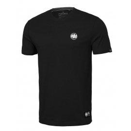 Koszulka Pit Bull Small Logo '21  - Czarna