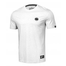 Koszulka Pit Bull Small Logo '21 - Biała