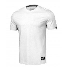Koszulka Pit Bull No Logo '21 - Biała