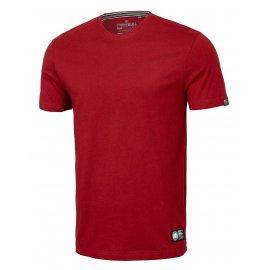 Koszulka Middleweight Pit Bull No Logo '21 - Czerwona