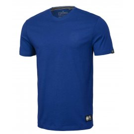 Koszulka Pit Bull No Logo '21 - Niebieska