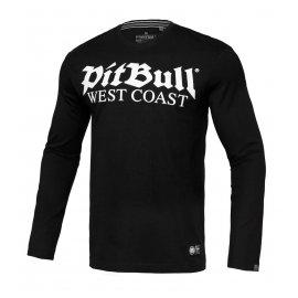 Koszulka z długim rękawem Pit Bull Old Logo '21 - Czarna