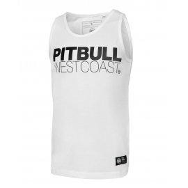 Tank Top Pit Bull Slim Fit TNT '21 - Biały