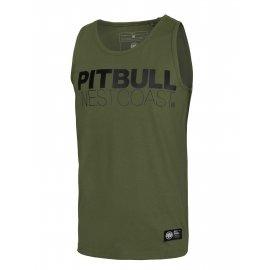 Tank Top Pit Bull Slim Fit TNT '21 - Oliwkowy