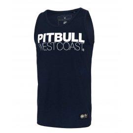Tank Top Pit Bull Slim Fit TNT '21 - Granatowy